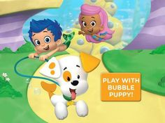 Bubble Puppy: Play and Learn HD by Nickelodeon - early reading and math practice with extra free-play scenes. Appysmarts score: 88/100 http://www.appysmarts.com/application/bubble-puppy-play-and-learn-hd,id_79725.php