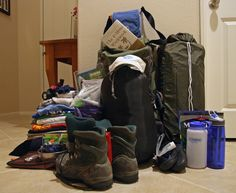 How to Pack Light for a Camping Trip in 5 Steps