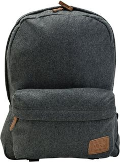 By Vans http://www.swell.com/Womens-Backpacks-Travel/VANS-DEANA-BACKPACK-1?cs=GR @SWELL Style #backtoschool