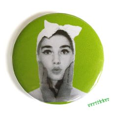 ♥♥ uuups ♥♥ BUTTON by Vertikker via DaWanda