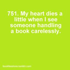 Bookfessions. I may as well have written this blog myself.