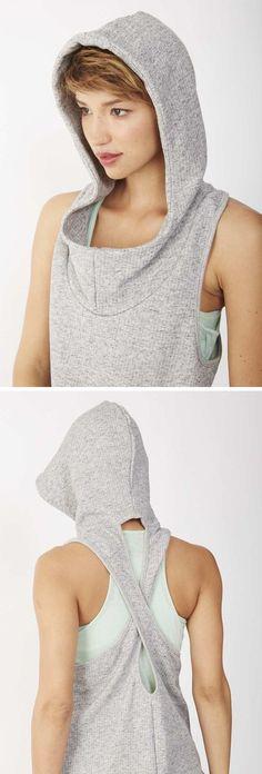 Work out hoodie