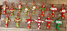 Christmas Minis by Jeanette Floyd for Sass of Ash Designs