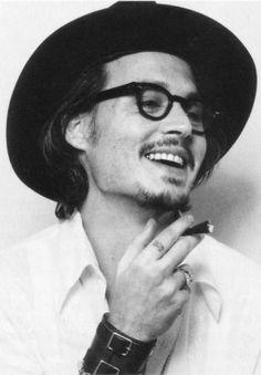 B of Johnny Depp