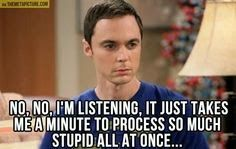 The big bang theory funny quote