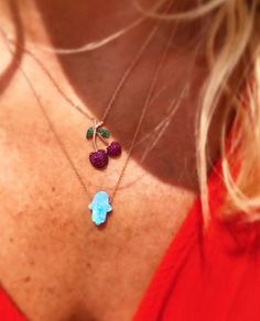 Summer Jewelry: Frui