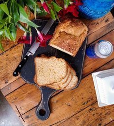 Gluten Free Beer Bread Recipe