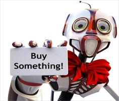 10 Ways to Avoid Becoming a Sales Robot robots, avoid, salestip skill, sale tipstechniqu, technology, sale robot, robot salestip