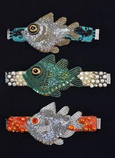 Fishies by Kinga Nichols