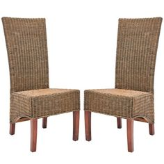 I pinned this Charlotte Side Chair - Set of 2 from the Safavieh Furniture event at Joss and Main!