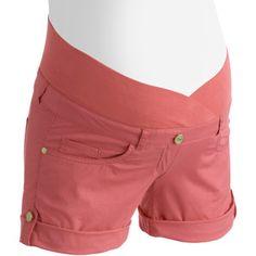 Cheap maternity shorts.