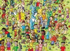 "Chaz, ""I am going to find the most eggs and win!""  www.findthecutes.com  #Findthecutes #Cutekids #Cutechildren #Easter #Egghunt #Easteregghunt #Childrensbooks #Kidsbooks #Easterbooks #Seekandfind #Searchbook"