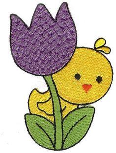 OregonPatchWorks.com - Sets - Little Easter Chickies
