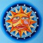 Sun Art from CBS Sunday Morning