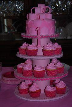 1st Birthday Cake For Girl