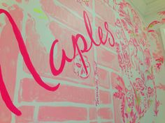 Lilly Pulitzer Waterside Dressing Room in Naples, FL