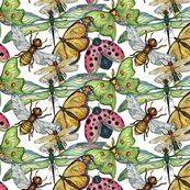 Fabric by Theposhvagabond from the Spoonflower website.