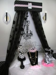 Personalized Bed Crown Canopy Upholstered SALE by SoZoeyBoutique, $49.95