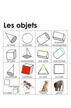 les objets