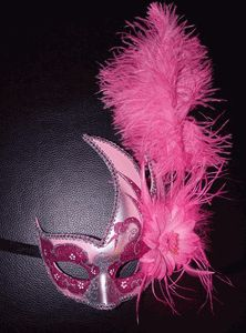 Carnival Swan Mask