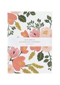 Rose Botanical Journal