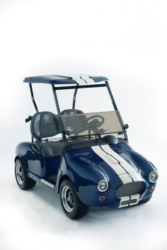2012 Shelby Cobra Golf Cart