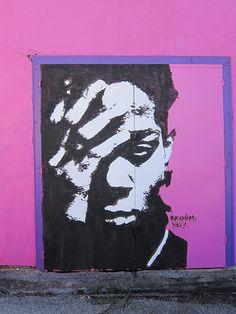 GNASHER. Jean-Michel Basquiat