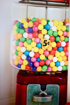 bright bubblegum