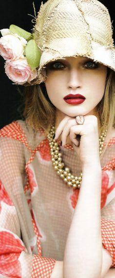 Gatsby chic style
