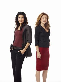 Detective Jane Rizzoli & Dr. Maura Isles