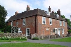 Jane Austen house and museum