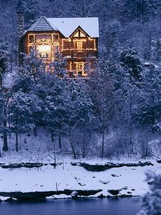It would be nice to spend Christmas here