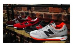 New Balance Fall/Winter 2013 Preview