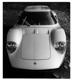 66 Alfa romeo Scarabeo by OSI