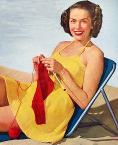 knit articl, bathing, crochet swimsuit, knitting patterns, modern knit