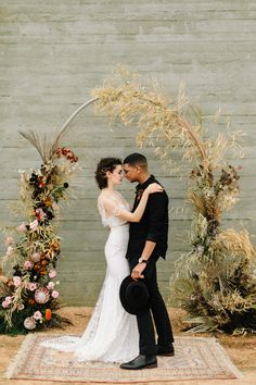 Autumnal wedding ins