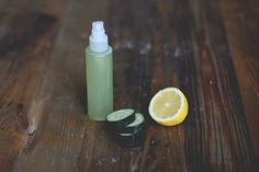 Cucumber aloe face mist perfect for after a beach day!
