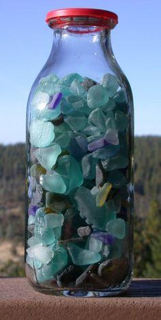 Beach Glass!