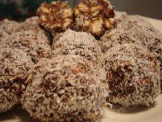 כדורי שוקולד של פעם - פירגה