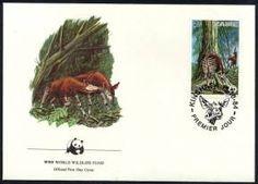 The Okapi Postcard - Version 4 okapi postcard