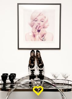 Oh, Marilyn. www.thecoveteur.com/nicky_hilton