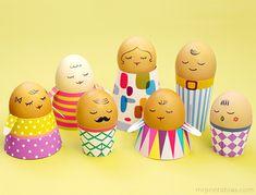 printable Easter crafts for kids