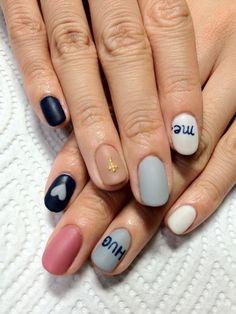 . - http://yournailart.com/28125/ - #nails #nail_art #nails_design #nail_ ideas #nail_polish #ideas #beauty #cute #love