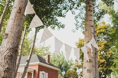 simple bunting <3