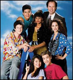 Saved by the bell. Love that show