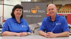 WELSTech celebrated 300 episodes on July 30, 2013 - Martin and Sallie are pictured on set at synod convention in New Ulm, MN - http://welstech.wels.net/2013/07/30/300-and-many-more/ synod convent, tech fun, juli 30
