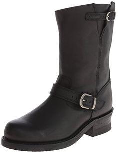 Durango City DCRD154 Women's Soho Black Engineer Boot