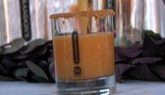 Pumpkin Pie Martini from P. Allen Smith