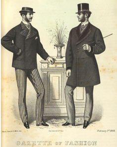 Victorian Era Clothing for Men | Late+victorian+fashion+men