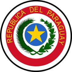Coat of arms of Paraguay